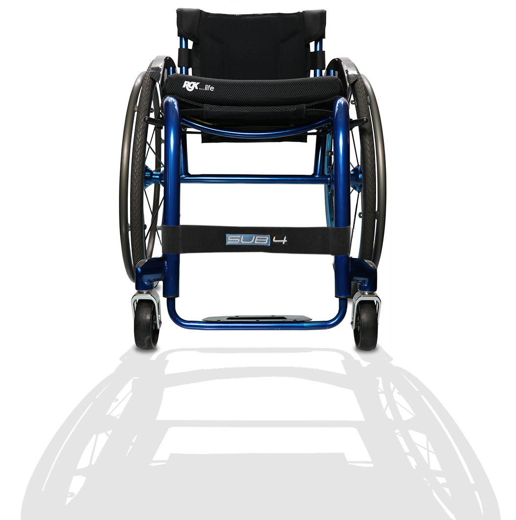 TIGA Sub4 Lightweight wheelchair