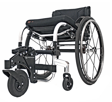 RGK FrontWheel All Terrain Outdoor Wheelchair Accessory