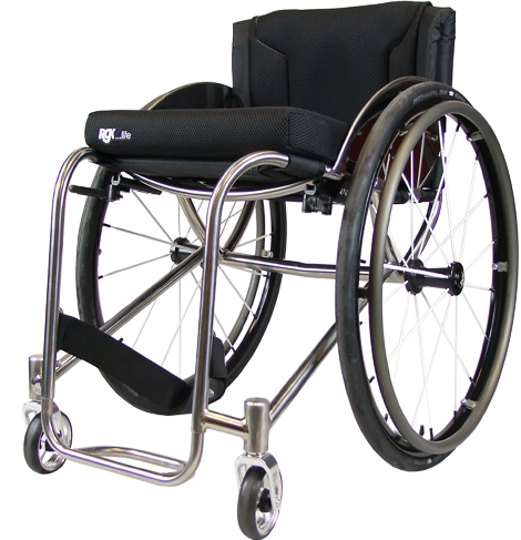 RGK Tiga Made to Measure Rigid Lightweight Wheelchair