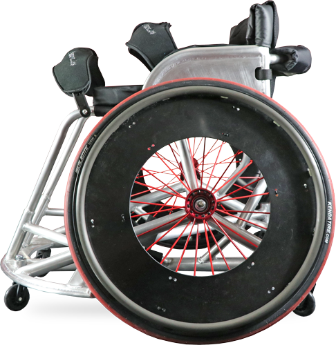 Rugby Wheelchair - RGK Wheelchairs